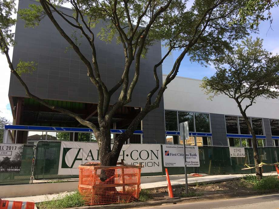 Several tenants have signed up for space in Alabama Row, a development of Sloan Properties at West Alabama and Mandell. Photo: Katherine Feser, Houston Chronicle