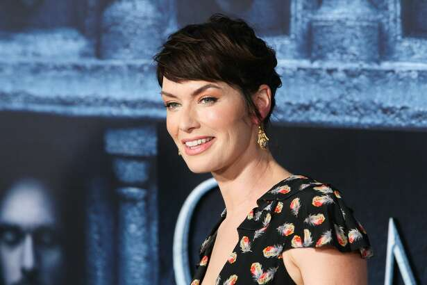 """HOLLYWOOD, CALIFORNIA - APRIL 10:  Actress Lena Headey arrives at the premiere of HBO's """"Game of Thrones"""" Season 6 at the TCL Chinese Theatre on April 10, 2016 in Hollywood, California.  (Photo by David Livingston/Getty Images)"""
