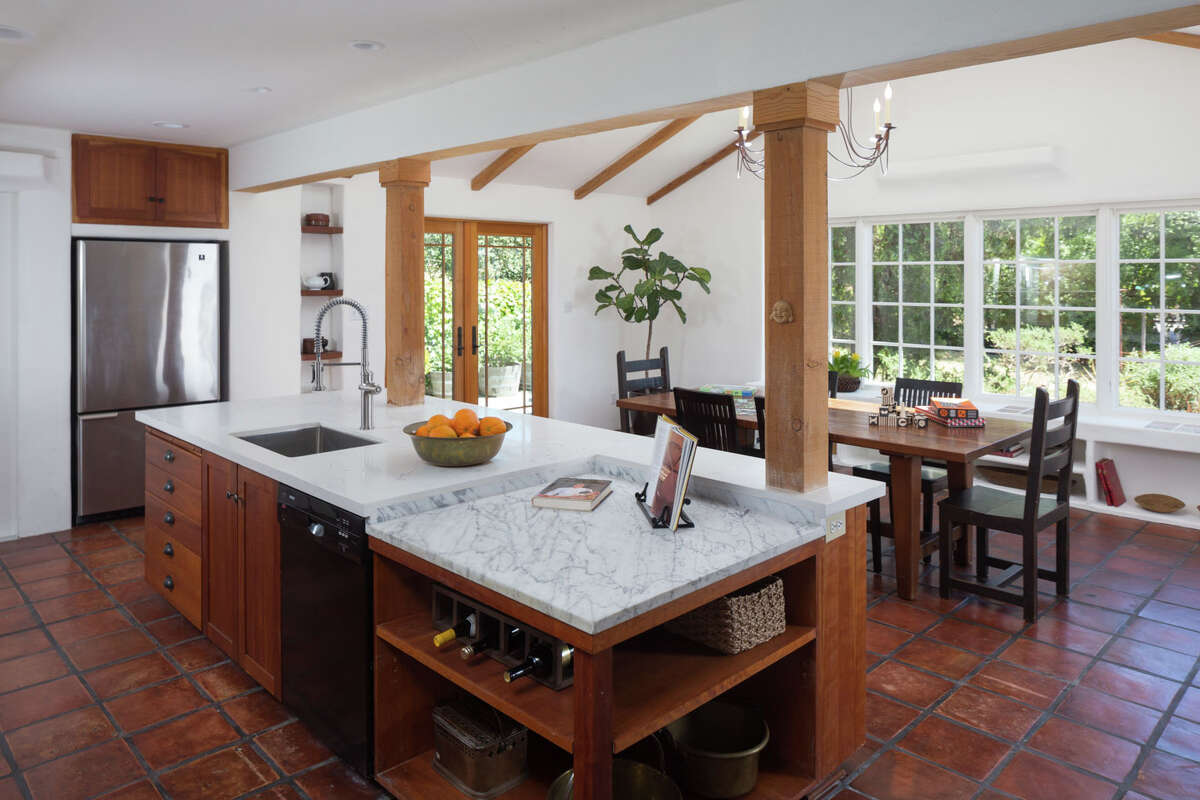 A cook's and gardener's paradise: This Oakland charmer with a vegetable garden, fruit tree orchard and gourmet kitchen is on the market for $598,000.