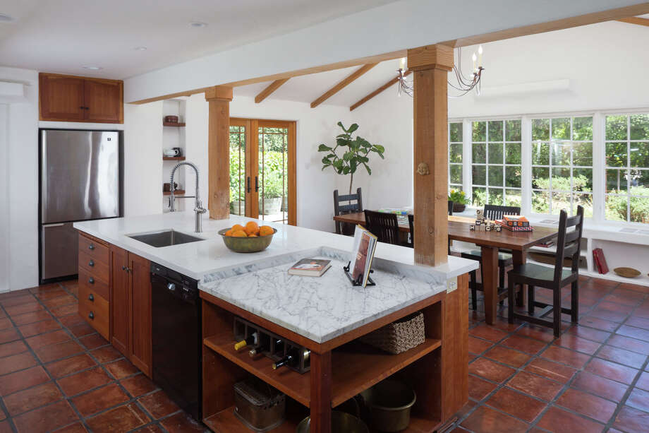 A cook's and gardener's paradise: This Oakland charmer with a vegetable garden, fruit tree orchard and gourmet kitchen is on the market for $598,000. Photo: Peter Lyons Phtoography