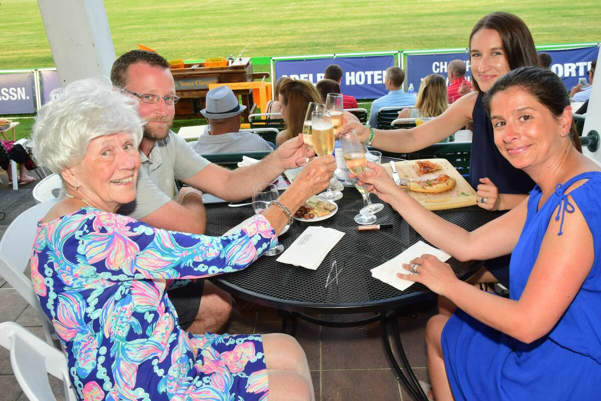 Were you Seen at the opening weekend of the 2017 season at the Saratoga Polo Association?