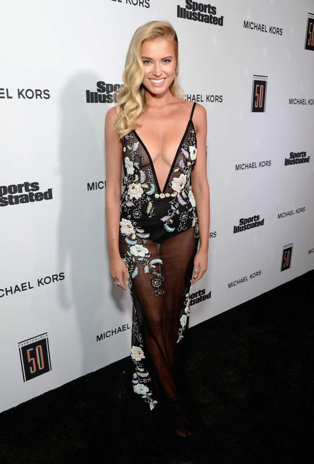 LOS ANGELES, CA - JULY 18:  Tanya Mityushina at Sports Illustrated 2017 Fashionable 50 Celebration at Avenue on July 18, 2017 in Los Angeles, California.  (Photo by Michael Kovac/Getty Images for SPORTS ILLUSTRATED) Photo: Michael Kovac/Getty Images For SPORTS ILLUSTRATED