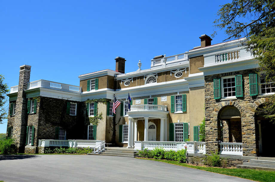 Home of Franklin D. Roosevelt, Hyde Park, NY. Just 90 minutes south of the Capital Region, this site engages the visitor in the historic and challenging events facing the nation's 32nd president, from the Great Depression to World War II. Operated by the National Park Service. Read below for ways to save on National Park passes. / (c) 2014 Richard F. Ebert All Rights Reserved