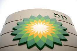 (FILES) This picture taken on February 1, 2011 shows the BP logo at a petrol station in central London. British energy giant BP said on October 25, 2011 that net profits rocketed by 175 percent in the third quarter of 2011, as it continued to recover from last year's devastating Gulf of Mexico oil spill disaster. AFP PHOTO/Ben Stansall (Photo credit should read BEN STANSALL/AFP/Getty Images)