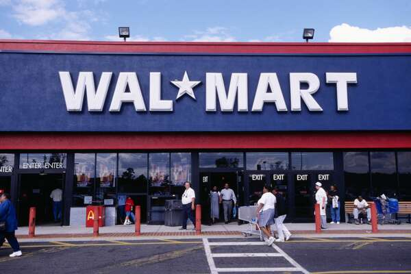 Wal Mart Exterior (Photo by James Leynse/Corbis via Getty Images)