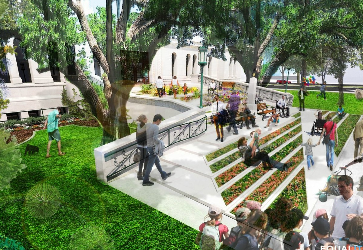 San Antonio officials have received 22 proposals from 20 design firms for its