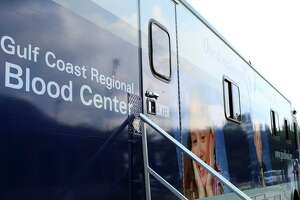 The Gulf Coast Regional Blood Center is onsite at the Crosby Volunteer Fire Department Station 2 during theCrosby VFD Summer Blood Drive on Saturday, July 15.