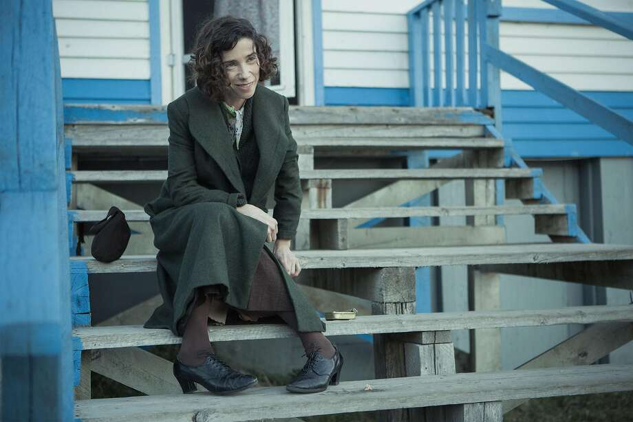 "Sally Hawkins as Maud Lewis in ""Maudie."" The movie failed to dramatize her difficult life. Photo: Duncan Deyoung/Mongrel Media, TNS"