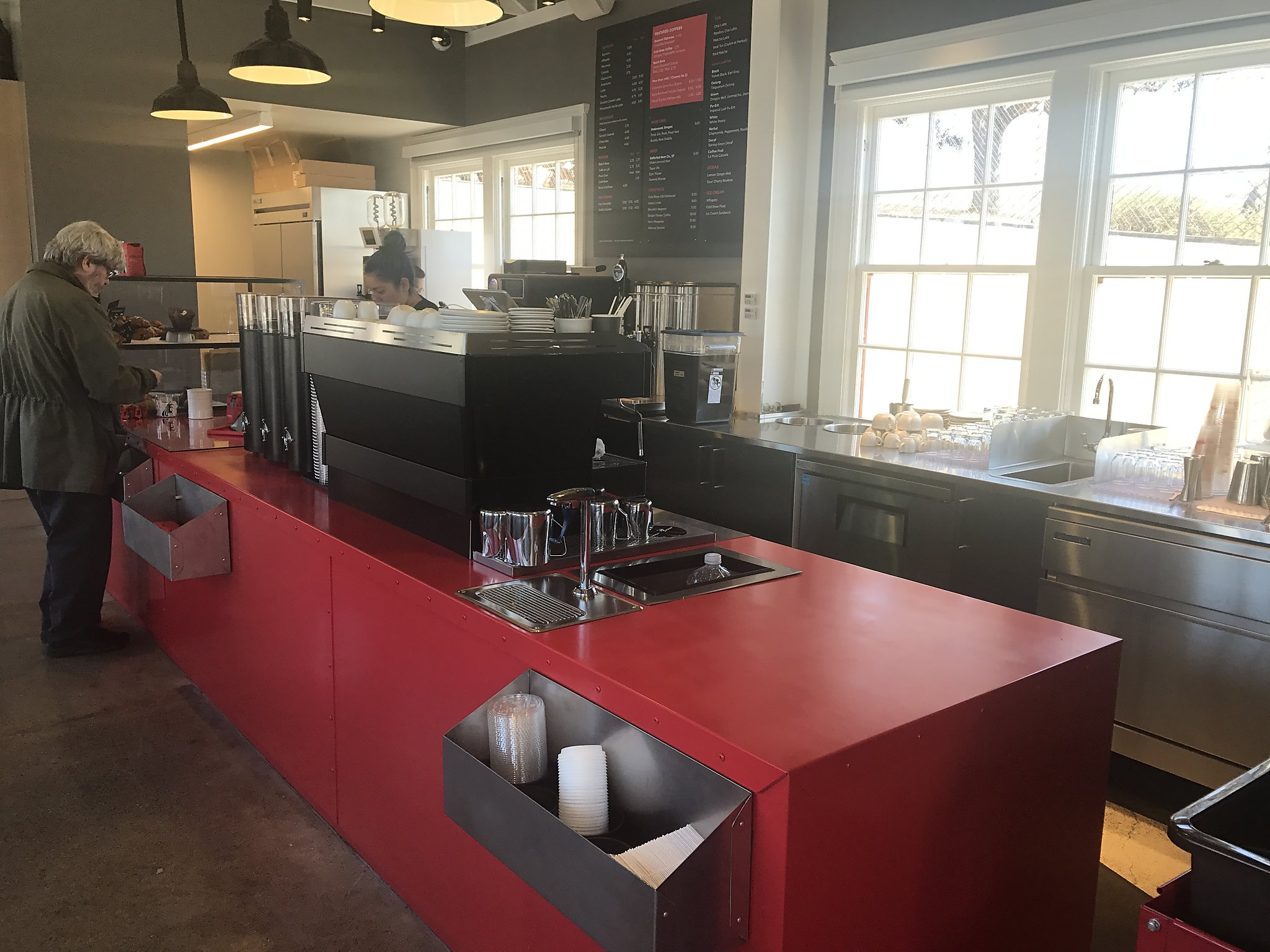 Equator Brings Coffee Cocktails And New Brewing Technology To Fort Mason San Francisco Chronicle