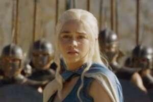 Daenerys Targaryen: Season four