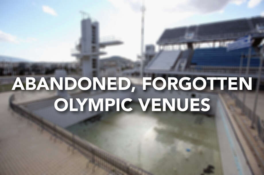 Which Olympic venues are now standing vacant and unloved? Click through to see the worst of the abandoned Olympic structures.
