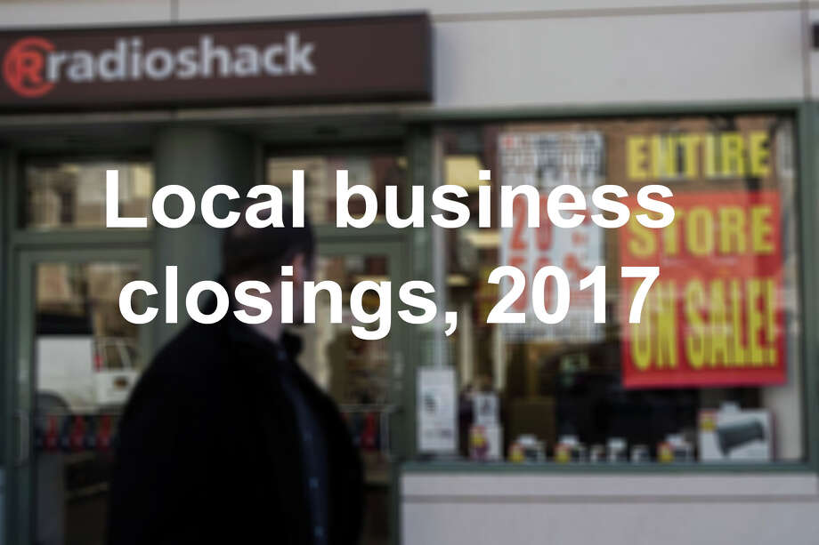 Click through the slideshow to see local business closings so far this year, as well as closings planned for the coming months.  / 2017 Getty Images