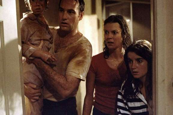 """Considering its visual style and certain preoccupations (such as the suburban family), the 1982 """"Poltergeist"""" has long triggered suspicions about whether it was directed by credited helmer Tobe Hooper or co-writer/producer Steven Spielberg. A key crew member who recently directed the current horror movie, """"Wish Upon"""" has weighed in on the mystery. """"Poltergeist"""" photo courtesy Warner Home Video."""