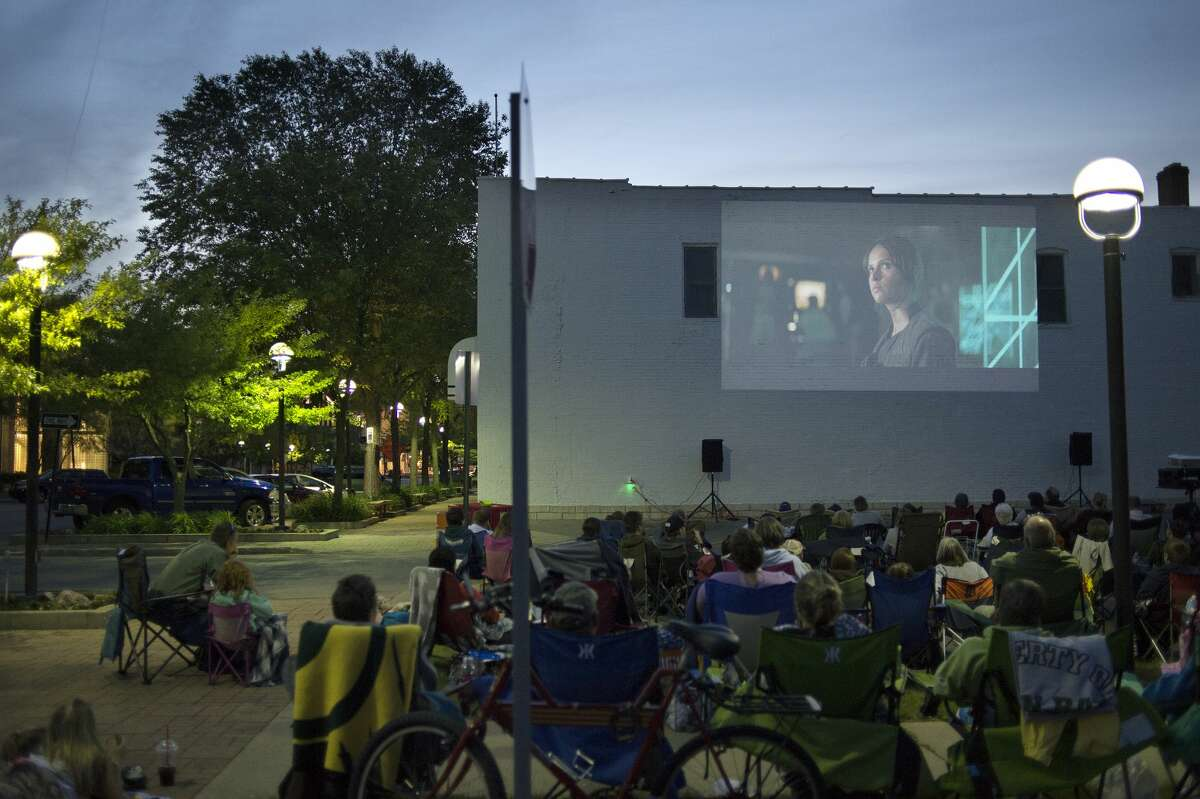 """Aug. 9-13 Wednesday night: Last showing for Movies on Main. Showing of """"Finding Dory"""" starts around 9 p.m., projected on the big white wall of Ace Hardware at the corner of Main and Cronkright streets. Free to attend. Thursday: Deep Greens & Blues (Americana) performs at Tunes by the Tridge. Free to attend."""