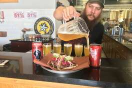 Central Texas companies, Independence Brewing Company and Tacos of Texas, have collaborated to create a craft beer meant to be paired with tacos.Revolución Saison Ale is available in select stores for Texans to take their taco game to the next level.