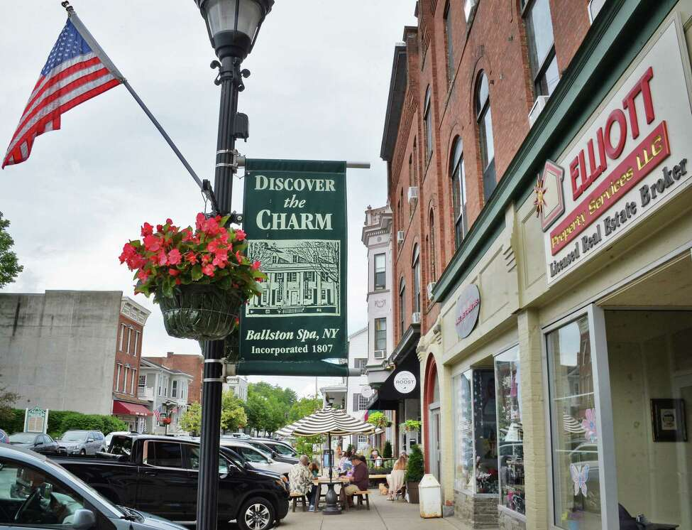 Stop 1: Ballson Spa. A charming village that exists in the shadows of Saratoga Springs. Like its bigger neighbor, Ballston Spa had natural springs to draw visitors early on.