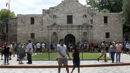 In reimagining the Alamo, planners should maintain the integrity of the original footprint.