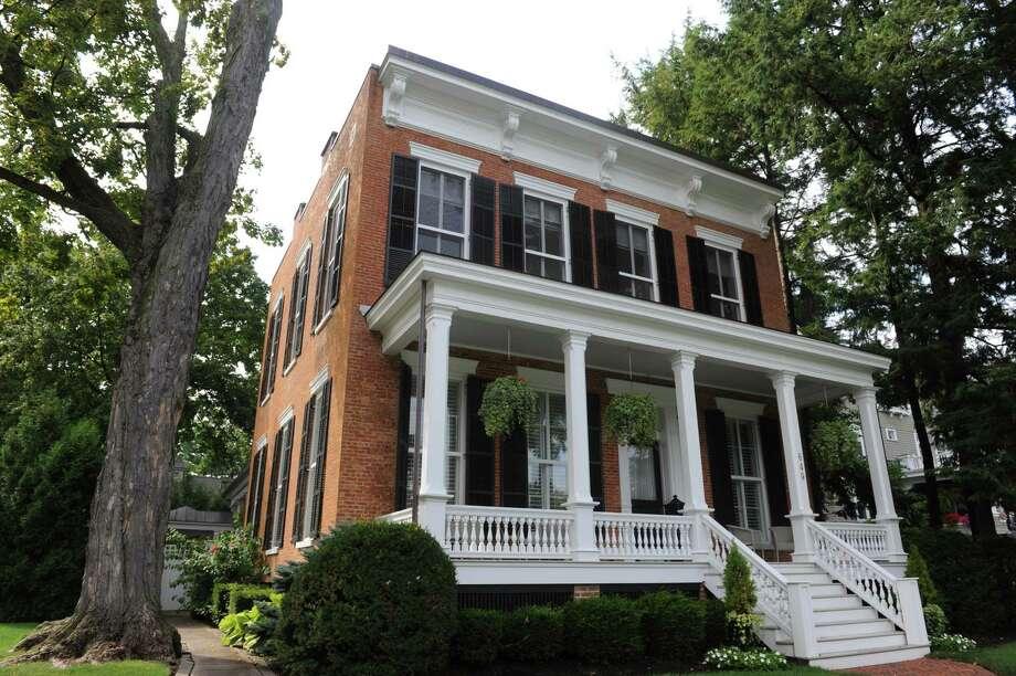 649 North Broadway, Saratoga Springs (Michael P. Farrell/Times Union) Photo: Michael P. Farrell / 00023504A