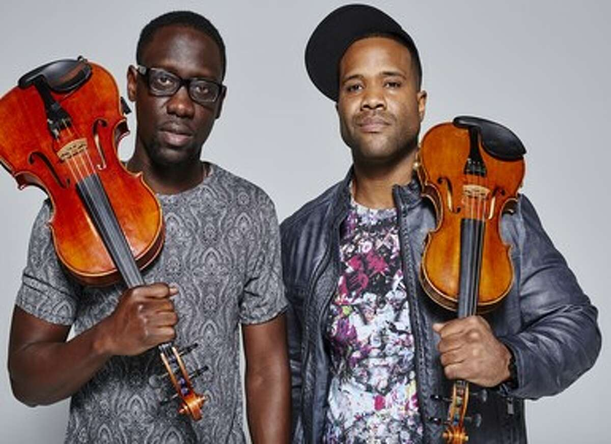 If you didn't get to the freeBlack Violinshow earlier this week at Saratoga Springs High School, you can still catch them at the Troy Savings Bank Music Hall on Friday. Get tickets.