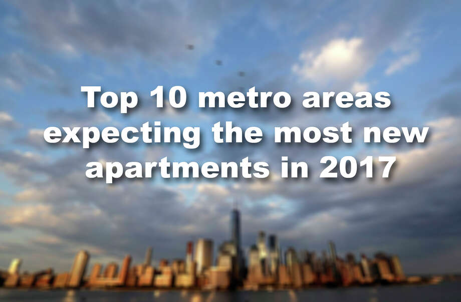 Scroll through to see where Seattle-Tacoma-Bellevue falls on the list of the top 10 U.S. metro areas expecting the most new apartments this year. Photo: Julio Cortez