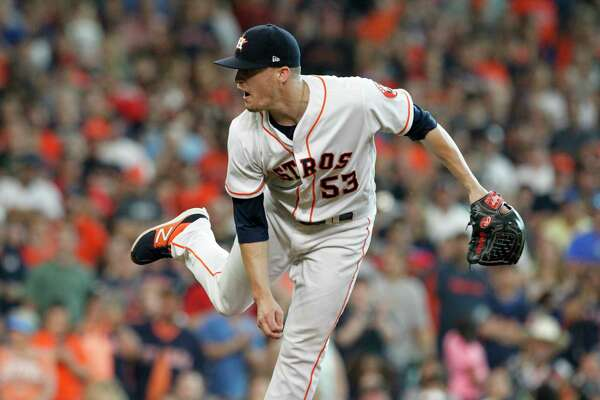 With deep bullpens a proven playoff commodity, the Astros might con-sider acquiring some help for Ken Giles rather than adding a starter.