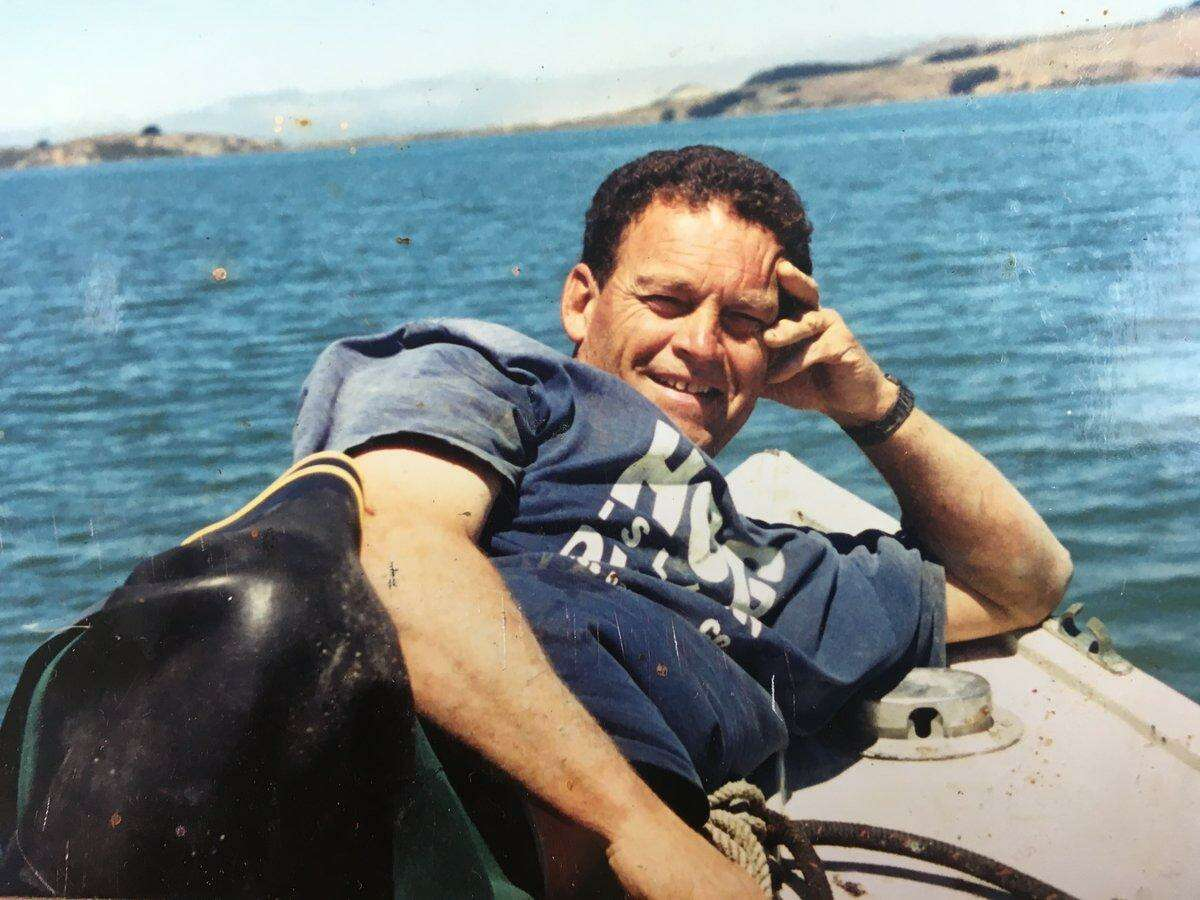 """A body recovered from Tomales Bay was identified as that of Charles """"Tod"""" Friend, the owner of Tomales Bay Oyster Co."""
