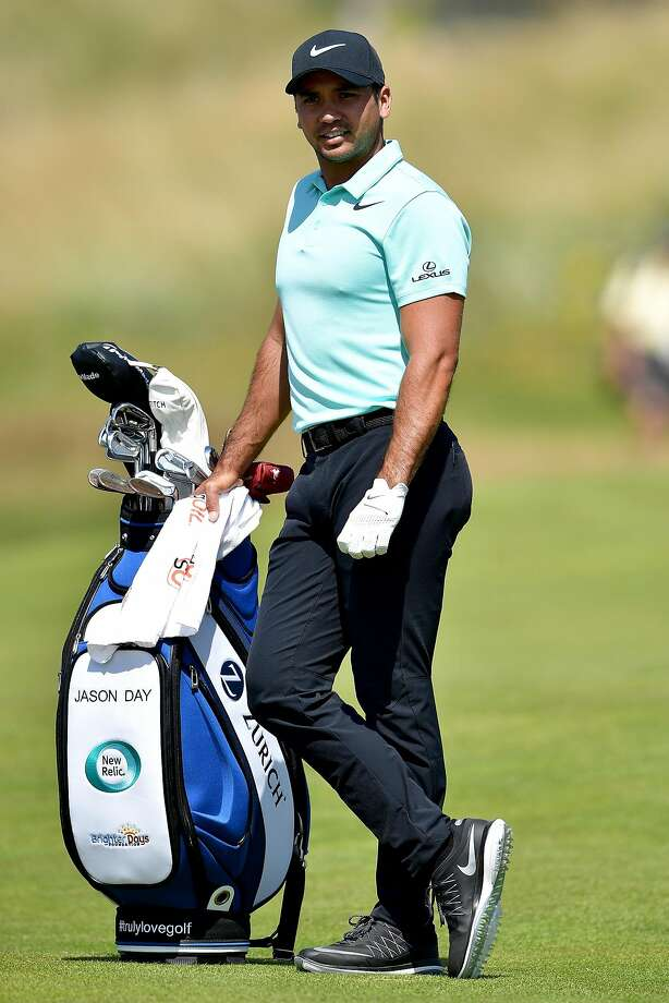 Jason Day is looking for his second major title at the British Open this week at Royal Birkdale. Photo: Stuart Franklin, Getty Images
