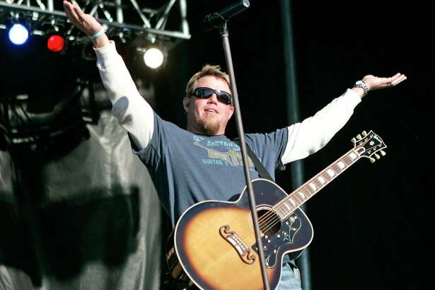 Country music star Pat Green performs Saturday evening at the Toyota Texas Bass Classic on Lake Conroe.