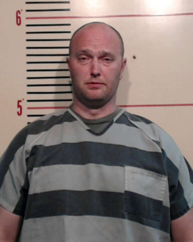 Roy Oliver, fired Balch Springs police officer, is shown in a May 5 Parker County Jail booking photo after he turned himself in on a charge of murder. (Parker County Sheriff's Department) Photo: Parker County Sheriff's Departme, TNS