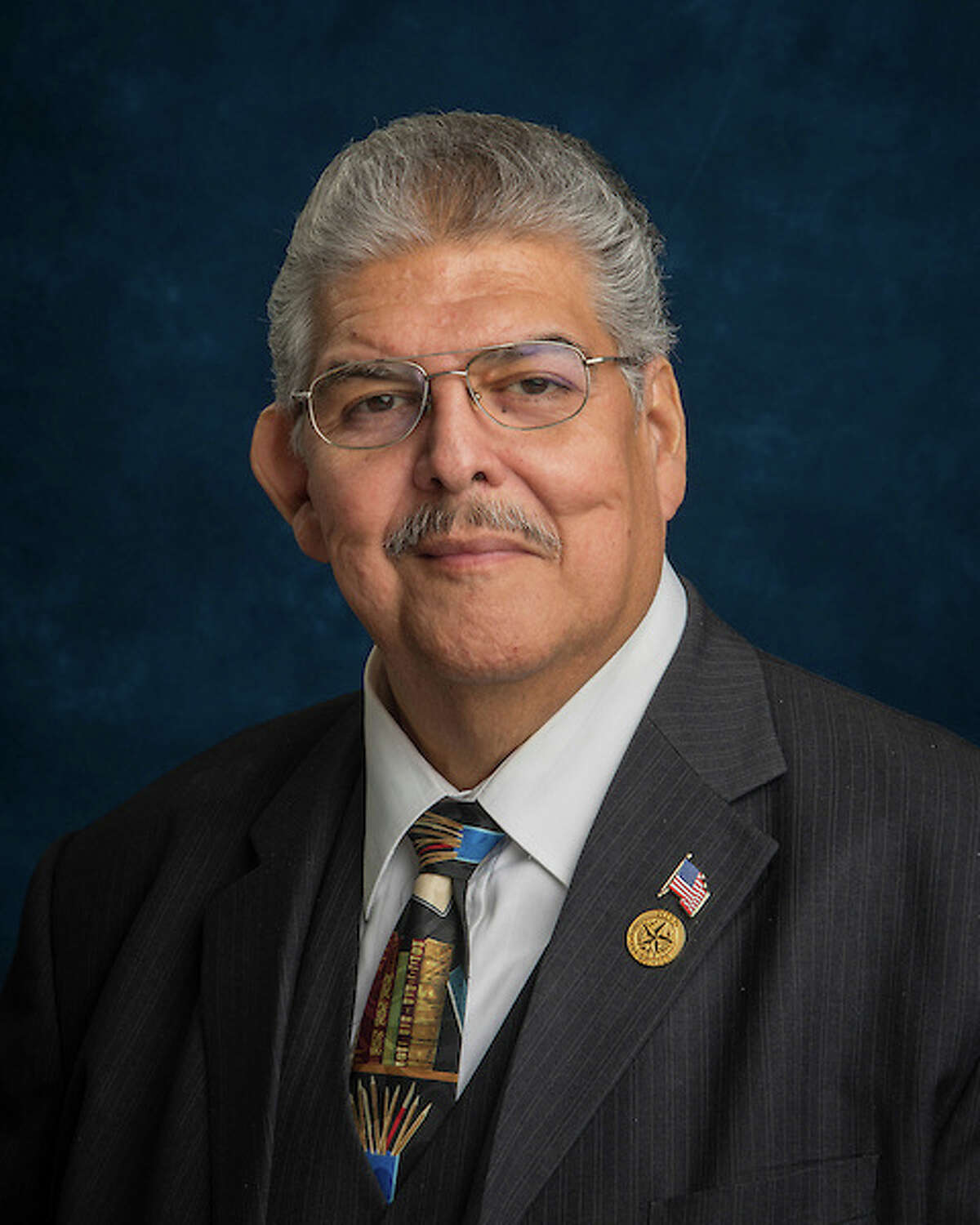 HISD Trustee Manuel Manny Rodriguez, Jr. served on the board from 2003 until his death on July 19, 2017.