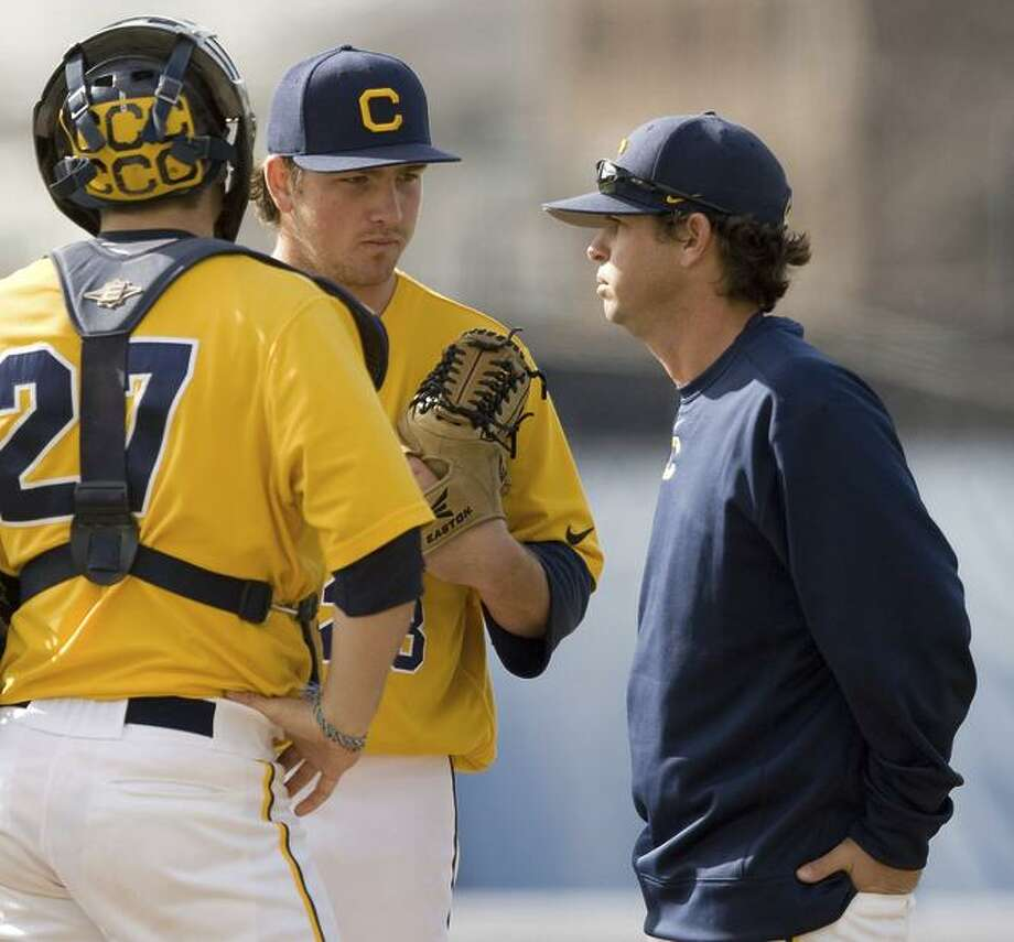 Cal hired Mike Neu as its head baseball coach on July 5. Neu returns to Berkeley after spending the past two seasons as head coach at the University of Pacific. Photo: Michael Pimentel / Michael Pimentel / Isiphotos.com 2012 / Michael Pimentel / isiphotos.com
