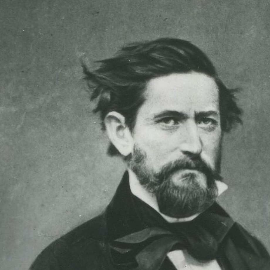 """John Coffee """"Jack"""" Hays, a Texas Ranger, played a key role in the Battle of Salado Creek. Photo: Courtesy UTSA Special Collections /"""