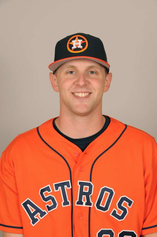 Astros minor league pitcher Alex Winkelman came within an out of a no-hitter for Class AA Corpus Christi on Wednesday night. Photo: Courtesy Houston Astros