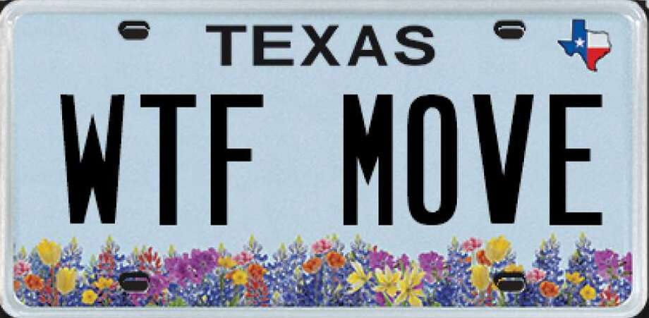 License plates rejected by the texas dmv in early 2017 for Texas department of motor vehicles dallas tx