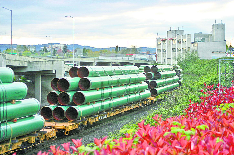 Kinder Morgan Moving Forward On 1 7b Texas Pipeline