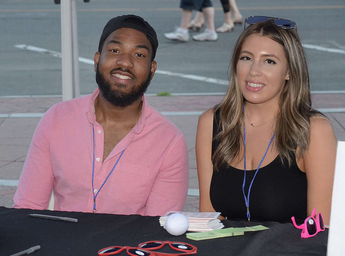 The Guess Who and Station performed at Wednesday Nite Live! In Stamford's Columbus Park on July 19, 2017. Were you SEEN?
