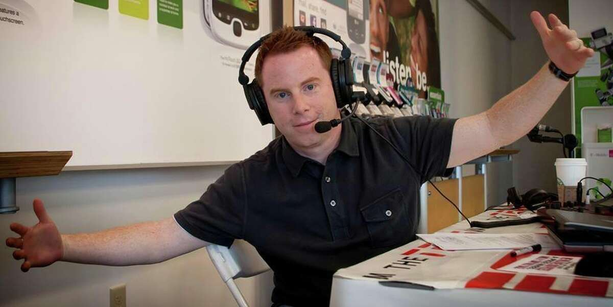2. I had always wanted to become a sportscaster. At 13, I got the