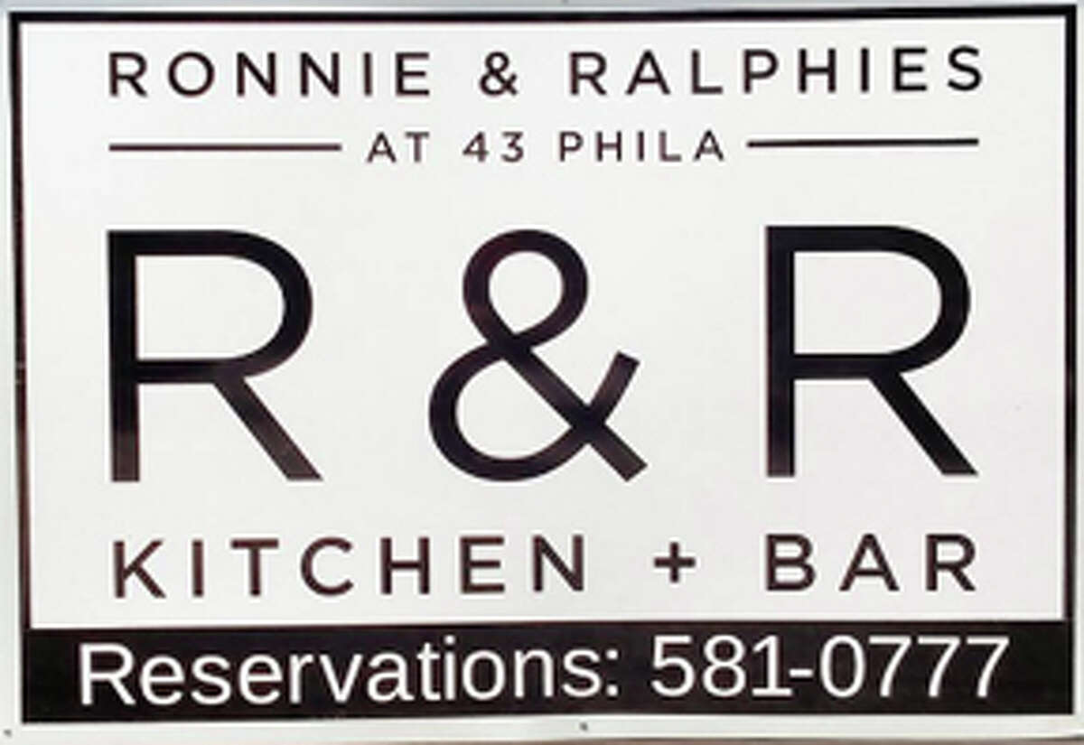 R&R Kitchen & Bar, 43 Phila St., Saratoga Springs. 518-581-0777. Ron Farber and Ralph Balsamo have take over this space, previously home to Seven Horse Pub.