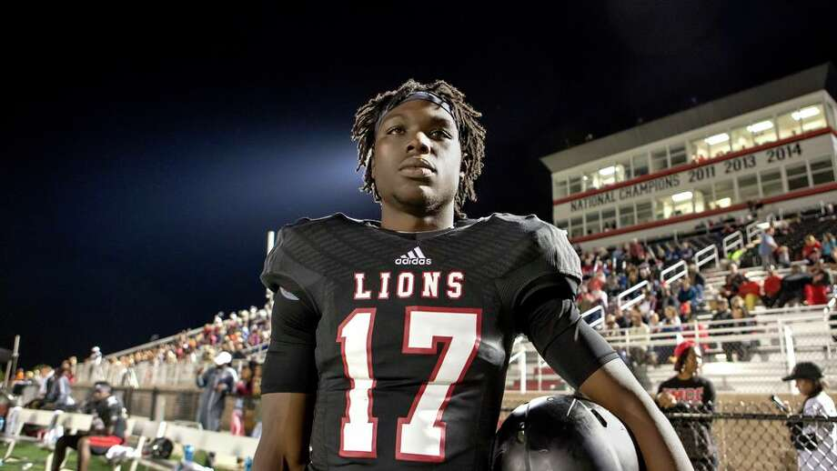 """PHOTOS: Where are the stars of Netflix's """"Last Chance U."""" now?East Mississippi Community College running back Isaiah Wright was one of the featured players on the Netflix docuseries """"Last Chance U.""""Find out what happened to the stars of Netflix's """"Last Chance U."""" Photo: Netflix"""