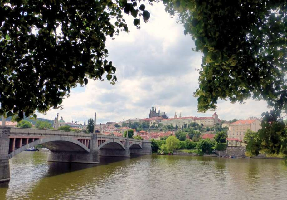 The Charles Bridge in Prague. Photo: Claudia And Bill Perozzi • For The Edge