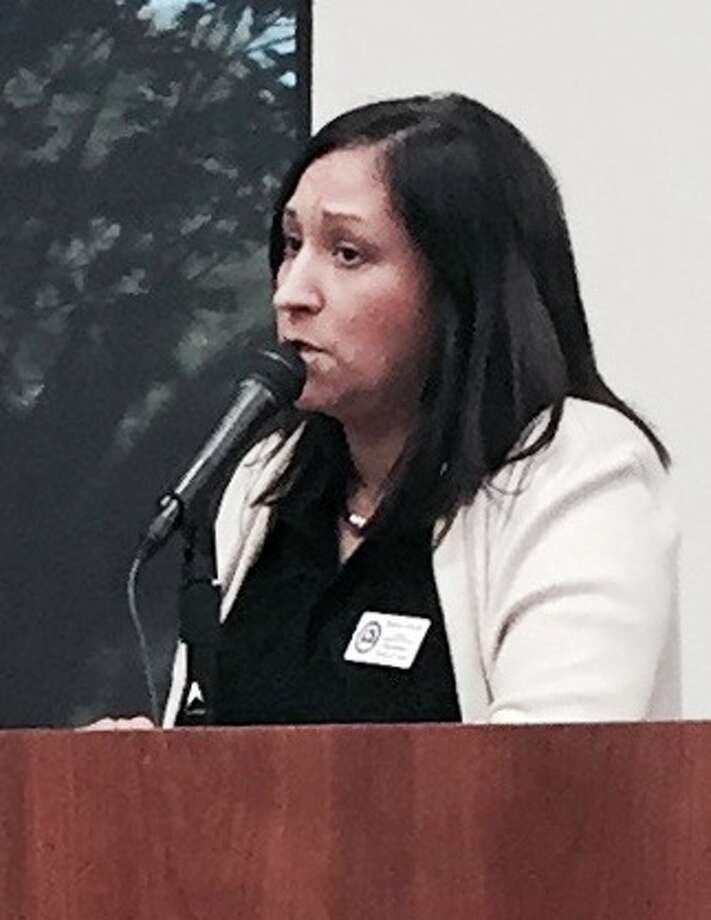 Resident Bianca Grazia has urged Pasadena city officials to drop appeal efforts in a voting rights lawsuit.