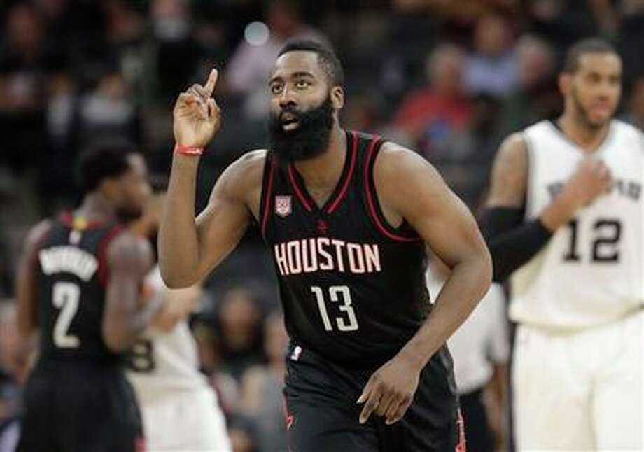 James Harden will be the cover athlete of NBA Live 18, EA Sports announced Thursday.