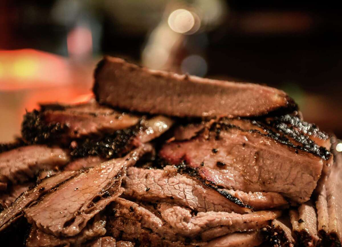 Brisket from Hill Country Barbecue in Washington, D.C.