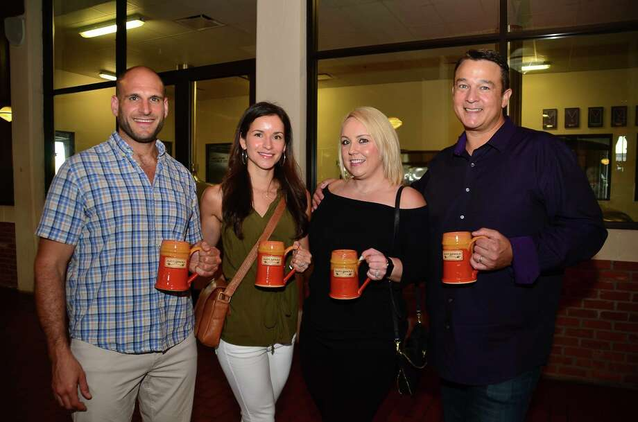 """Scenes from the seventh annual """"Feast of Saint Arnold"""" dinner benefiting Texas Children's Hospital's Inflammatory Bowel Disease Center. Photo: Candace Garcia"""
