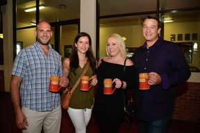 """Scenes from the seventh annual """"Feast of Saint Arnold"""" dinner benefiting Texas Children's Hospital's Inflammatory Bowel Disease Center."""
