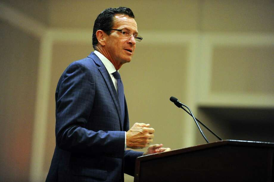 Gov. Dannel Malloy, in this file photo, said Friday he was disappointed that he had to issue an executive order Friday to keep the state government functioning until lawmakers agree on a new two-year spending plan. Photo: Michael Cummo / Hearst Connecticut Media / Stamford Advocate