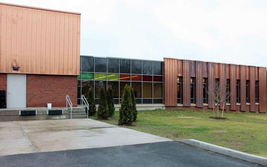 Miller-Driscoll renovations. Photo: Stephanie Kim / Hearst Connecticut Media