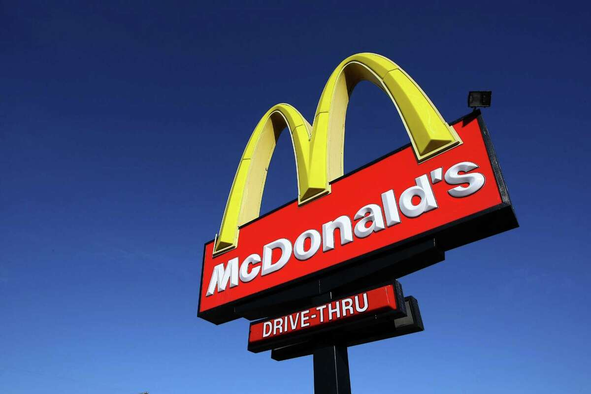 An East Side Mcdonald's was robbed of an empty cash drawer early on Wednesday, Nov. 29, 2017.