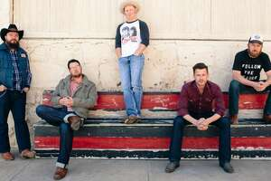 The Turnpike Troubadours will perform Friday at White Oak Music Hall.