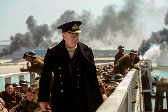 "Kenneth Branagh stars in Christopher Nolan's ""Dunkirk."""